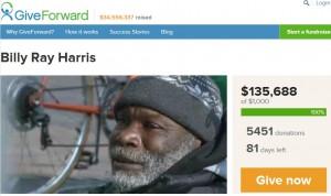 GiveForwardBillyRayHarris