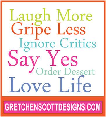 Gretchen Scott Designs Logo