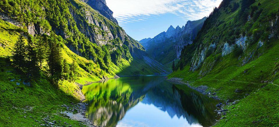 Lac de Fählen